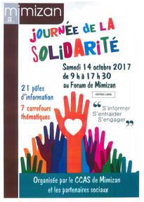 JOURNEE DE LA SOLIDARITE